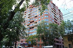 Новостройка на ул.Руднева
